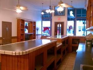 ShowHouse Cafe - Opening Summer 2012 in downtown Harriman Tennessee